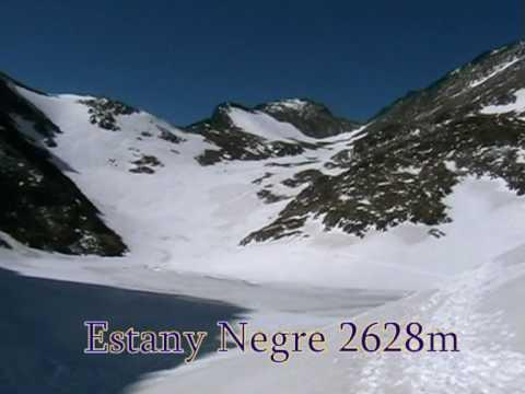 Pireneje - Andora - Pic Alt de la Coma Pedrosa (2942m)