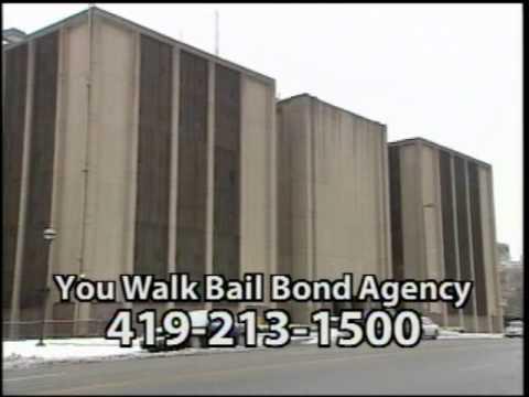 YOU WALK BAIL BOND AGENCY OF TOLEDO OHIO