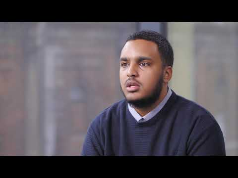 AWS re/Start: Learning from Learners Series: Mohammed
