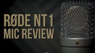 rode NT1 Condenser Microphone Review