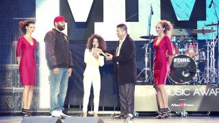 Media Music Awards 2014 - Best Hip Hop - Grassu feat Ami - Deja vu