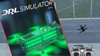 DRL simulator | drone settings and FPV racing