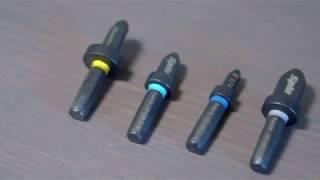 Roztlaczarka Zestaw Do Roztlaczania Rur Miedzianych I Aluminiowych Spin Tools S6000 Youtube