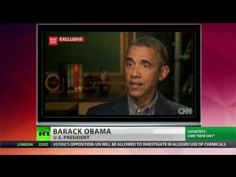 Obama: NSA 'accidentally' accessed citizens' emails