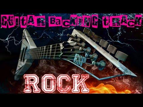 Rock Backing Track (D) | 110 bpm - MegaBackingTracks