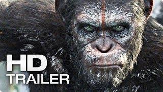 PLANET DER AFFEN: Revolution Offizieller Trailer Deutsch German | 2014 [HD]