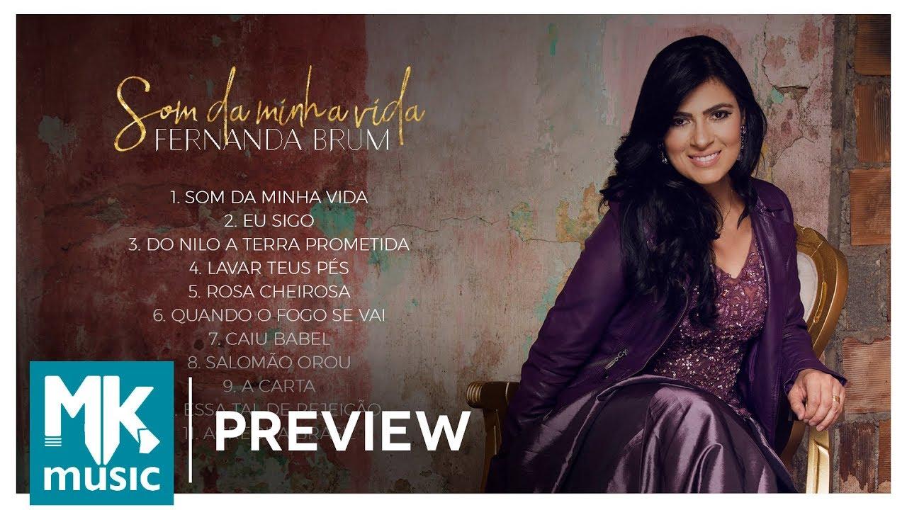DA BAIXAR NOVO CD FERNANDA BRUM O CANTORA