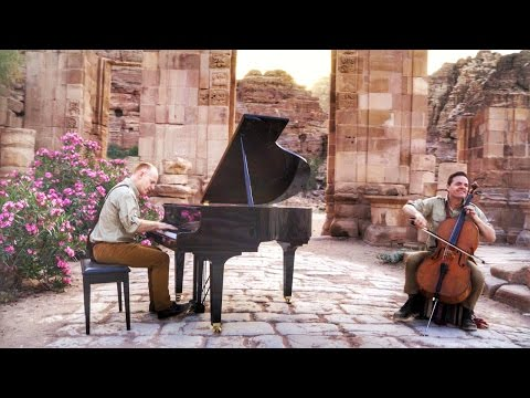 Indiana Jones Rocks Petra with this Arabian Classical Remix!  The Piano Guys
