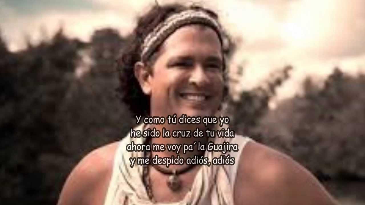 LA GOLONDRINA    Carlos Vives