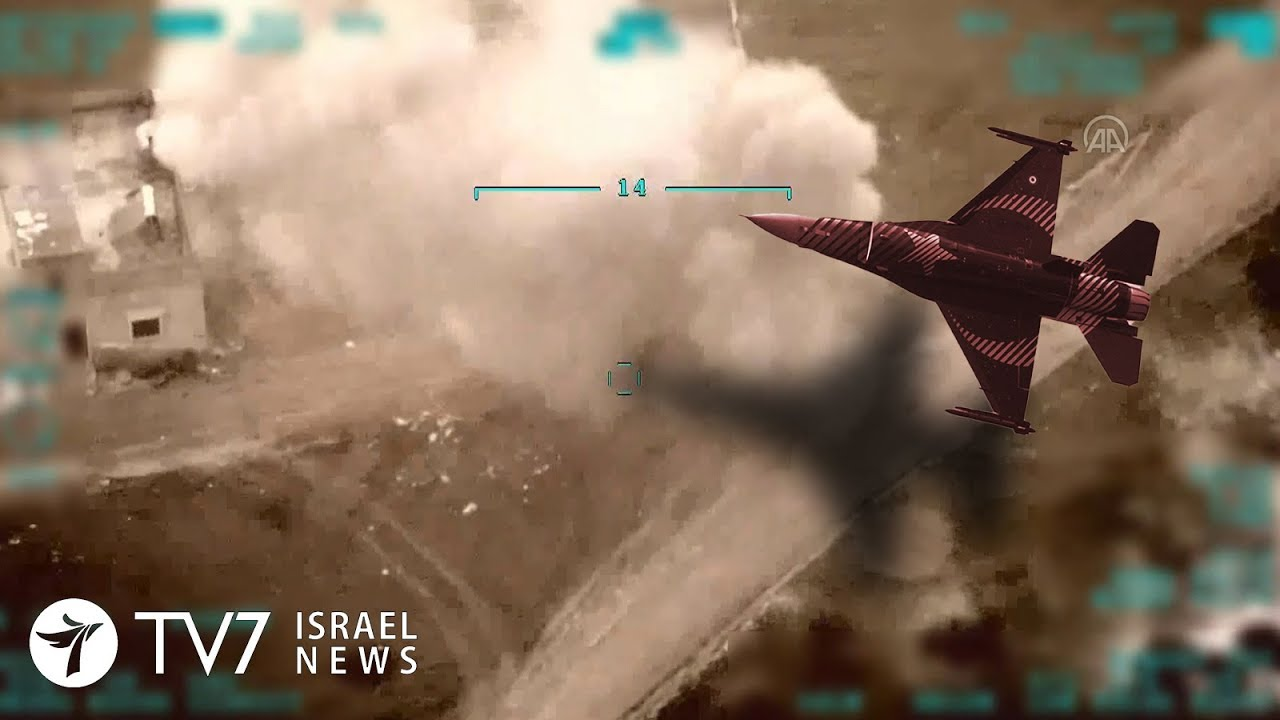 Battles in Syria intensify; Israel-U.S. launch joint military drill - TV7 Israel News 04.03.20