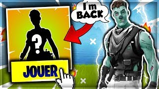 THE POTENTIAL RETOUR OF GHOUL SKIN TROOPER in the BOUTIQUE! FORTNITE Battle Royale