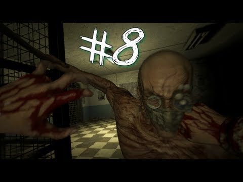 Outlast Gameplay Walkthrough Part 8 -...