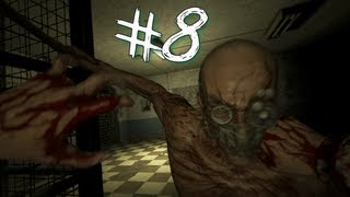Outlast Gameplay Walkthrough Part 8 - Escaping the Doctor
