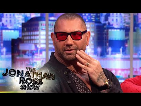 Dave Bautista Isn't Your Typical Hollywood Actor | The Jonathan Ross Show