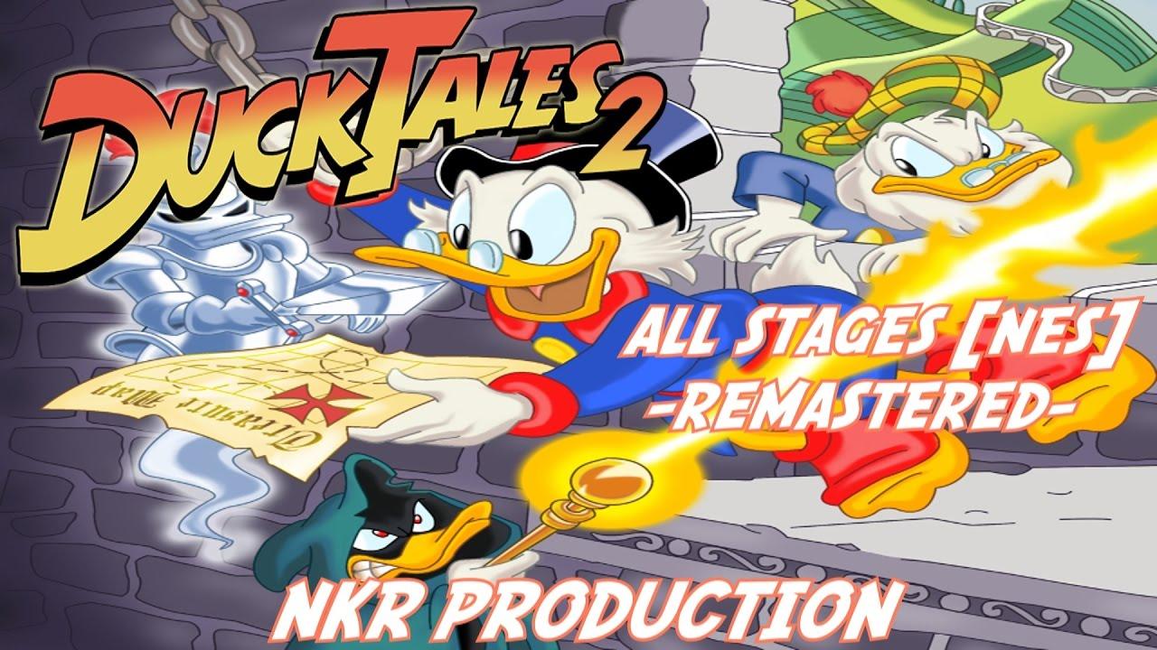 Новиков Ки�илл ducktales 2 all stages nes piano