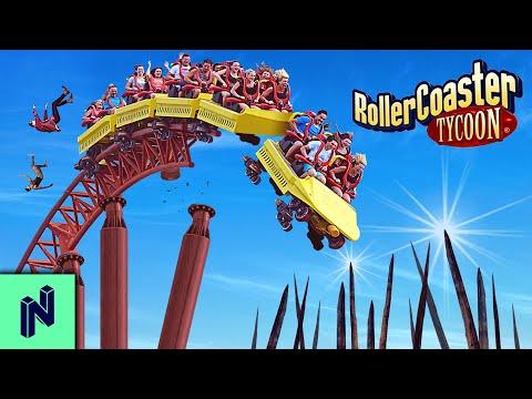 Who Can Create The DEADLIEST Theme Park?
