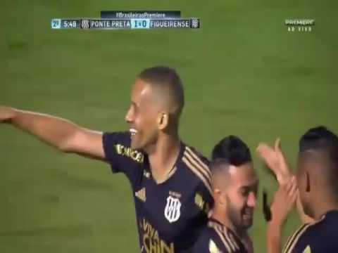Ponte Preta 2 x 0 Figueirense - GOLS - Campeonato Brasileiro Série A 2016