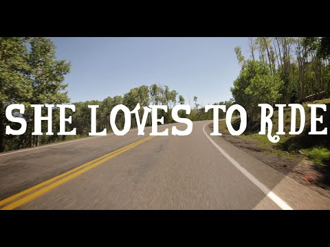 Homegrown Band - She Loves To Ride (Lyric Video)