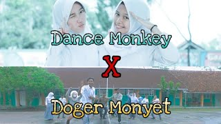 Download DANCE MONKEY - TONES AND I  | DOGER MONYET  -  COVER VERSI SUNDA (PARODY)