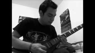 Let the hammer fall - Guitar Solo