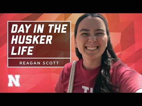 Day in the Husker Life | Reagan | College of Business