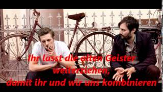Gloria - Endlich kombinieren lyrics