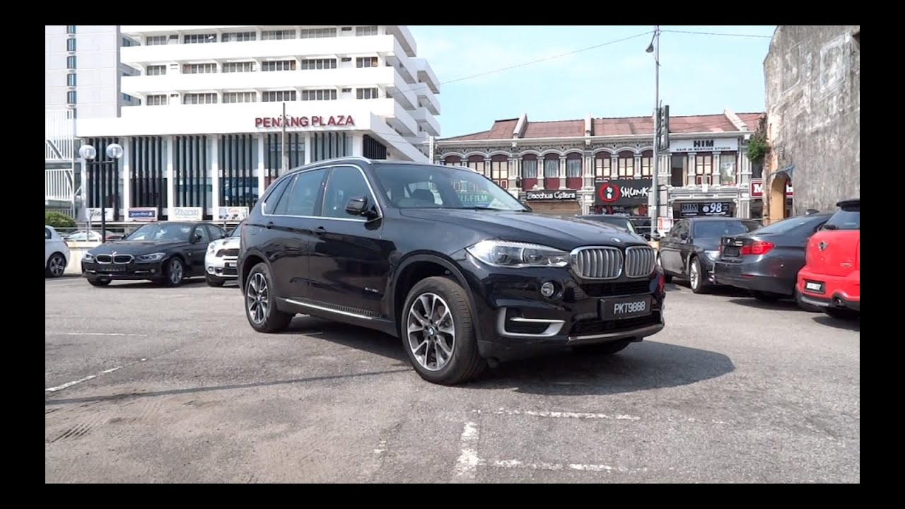 2014 Bmw X5 Xdrive35i Start Up And Full Vehicle Tour Youtube