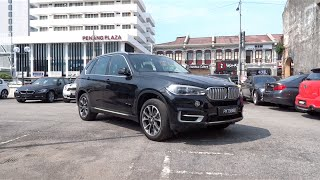 2014 BMW X5 xDrive35i Start-Up and Full Vehicle Tour