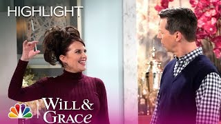 Will & Grace - How Jack Got His Body Back (Episode Highlight)