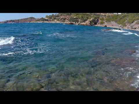 Light Rock Fishing Aegean Sea  LRF