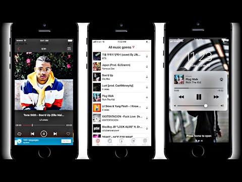 TOP 3 Apps To Download Music On IPhone Free 2018-2019