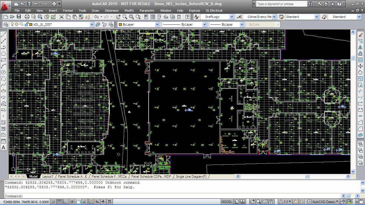 Highest productivity building electrical design software for House electrical design