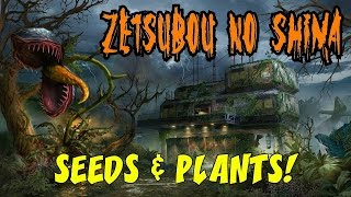 zetsubou no shima things you need to know seeds plants holding a zombie