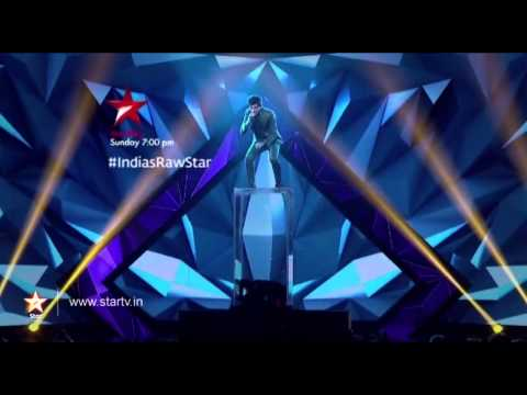 India's Raw Star: Super performer Darshan Raval walks into the finale!