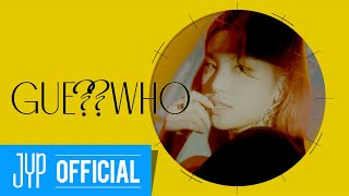 "ITZY ""GUESS WHO"" CONCEPT FILM NIGHT VER. #YEJI"