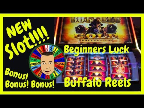 New Buffalo Slot Machine