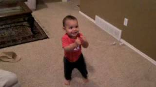 Cute, FUNNY Baby Dancing Salsa Part2!!! MUST SEE!!!!