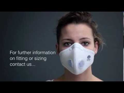 HOW TO FIT A RESPRO® ALLERGY MASK
