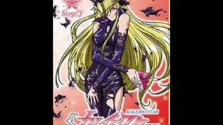 This is a song from Kaleido star ova or movie dont really know xD. ...