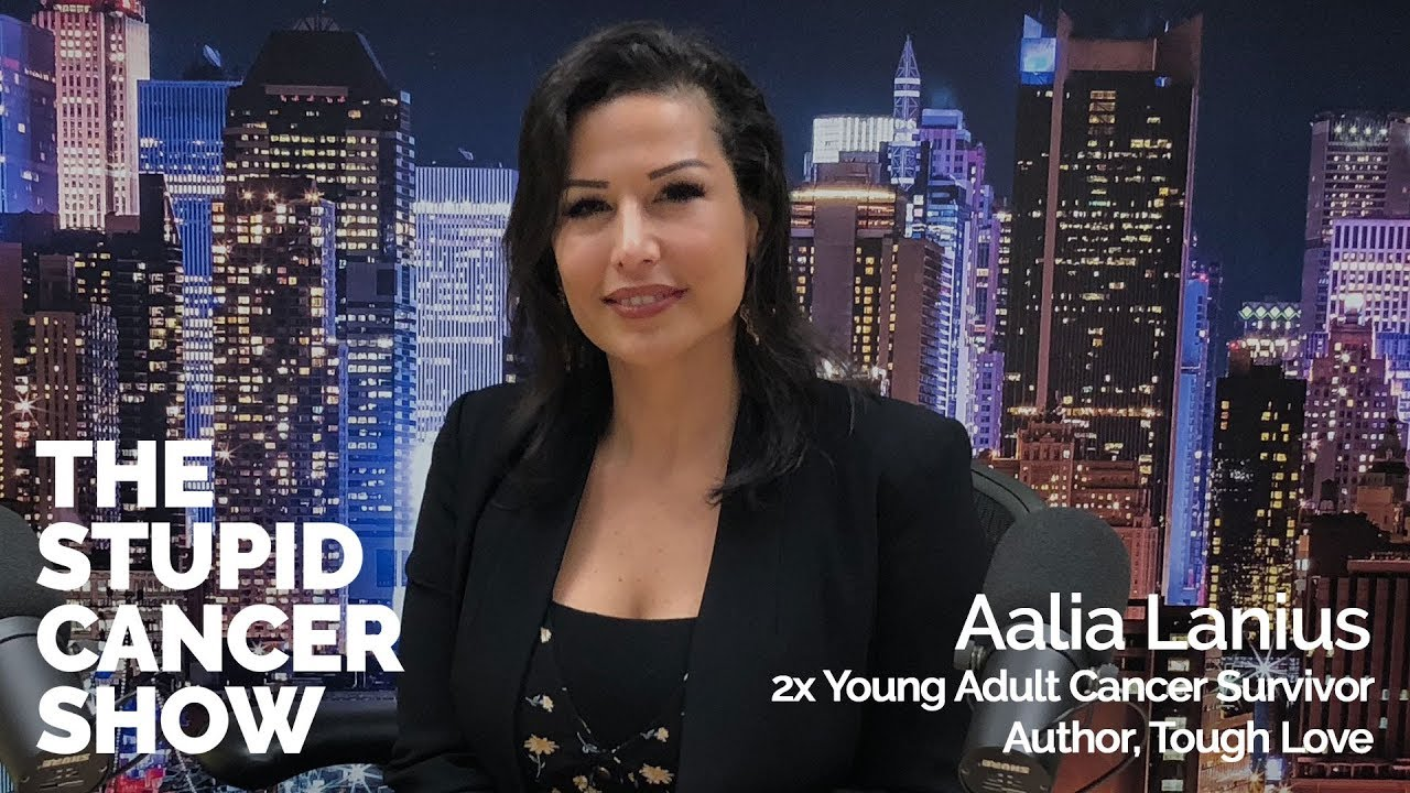 Aalia Lanius: Young Adult Cervical and Esophageal Cancer Survivor