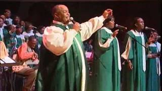 You are Alpha & Omega, UAB Gospel Choir - Kevin Turner