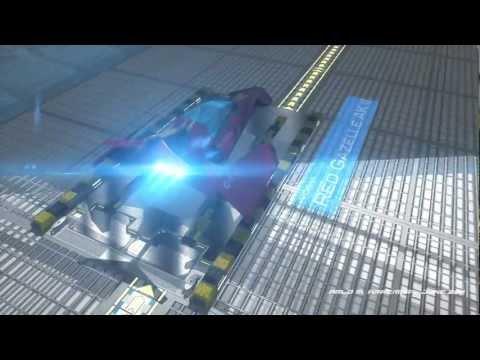 Cinema 4D: Project Big Blue 2011 HD (F-Zero Movie)