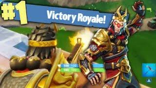 NEW LEGENDARY WUKONG SKIN - Fortnite Battle Royal