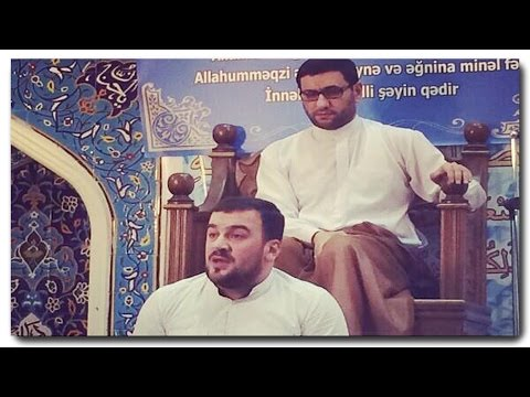 Haci Sahin ve Seyyid Taleh Munacat ...