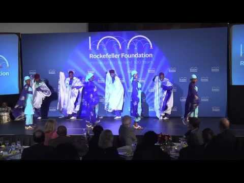 Realizing the Potential of African Agriculture -- Nigerian National Dance Troupe