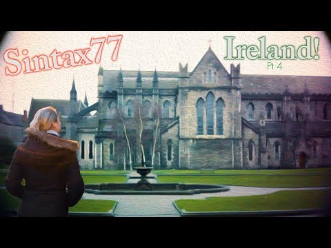 Sara Goes to Ireland Pt 4 - St Patrick's Cathedral & Dublin Airport