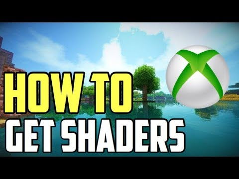 How To Get Shaders in Minecraft Xbox One