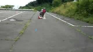 ジムカーナ練習会(名取スポーツパーク)