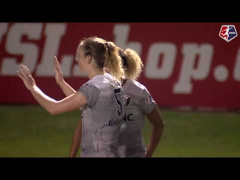 Highlights: Courage beat FC Kansas City 1-0