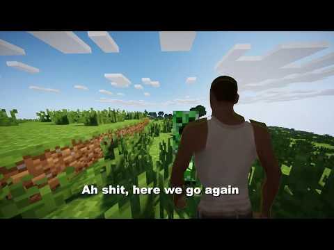 Ah Shit, Minecraft Again.